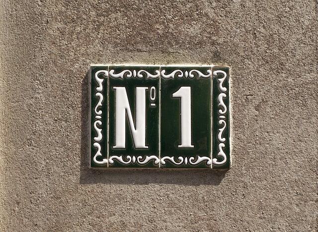 #1 parkeerapp