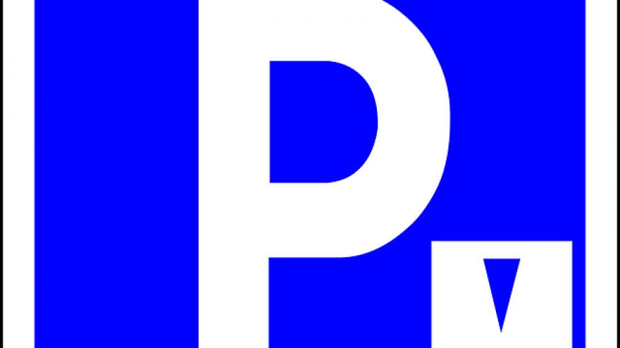 elektrische parkeerschijf