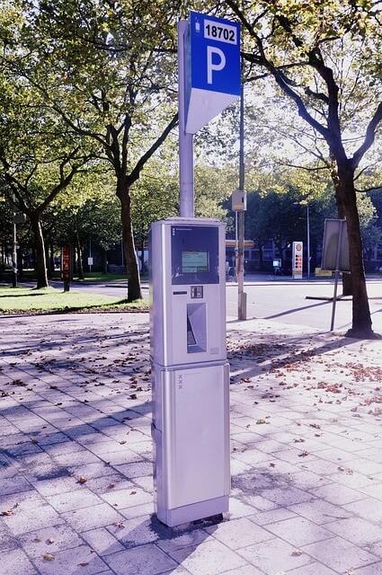 Parkeerzone mobiel parkeren