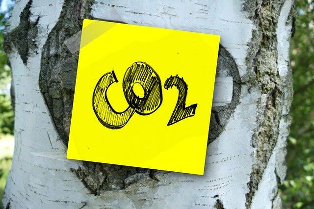 tankpas CO2 compenseren